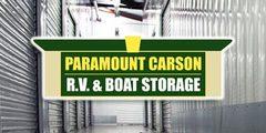 Paramount Carson RV & Boat Storage