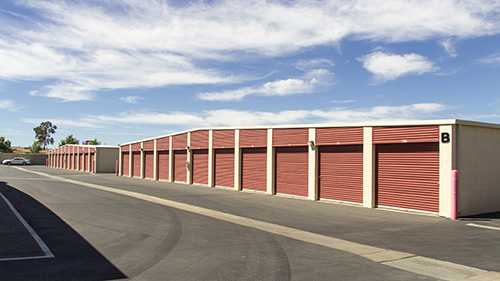 Self Storage Rentals In California Total Storage Solutions