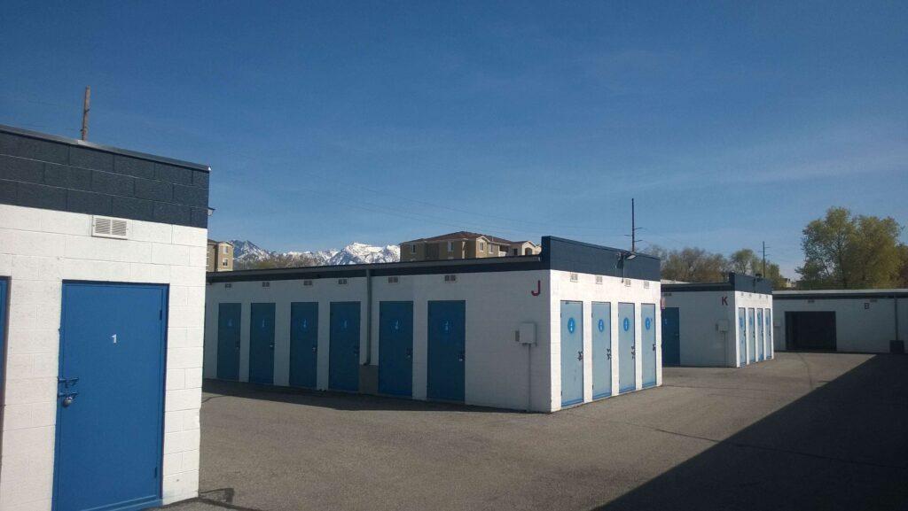 Self Storage Unit Rentals In Utah Total Storage Solutions
