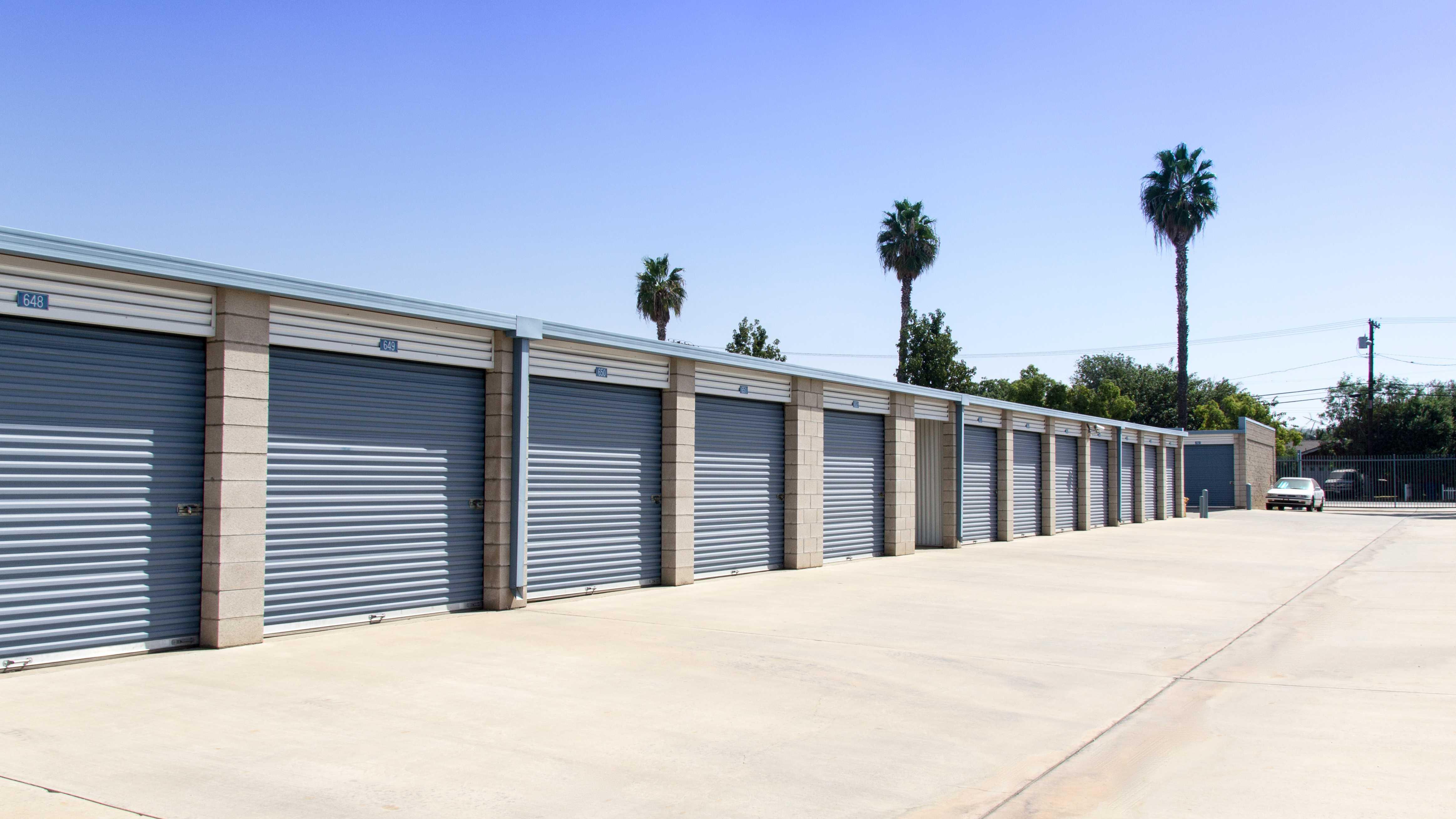Self Storage Rentals In California Total Storage Solutions