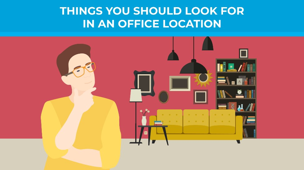 Things to look for in a home office location