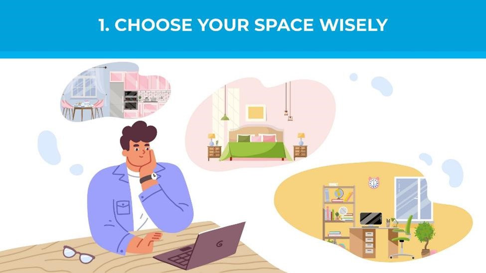 Choose Your Space Wisely