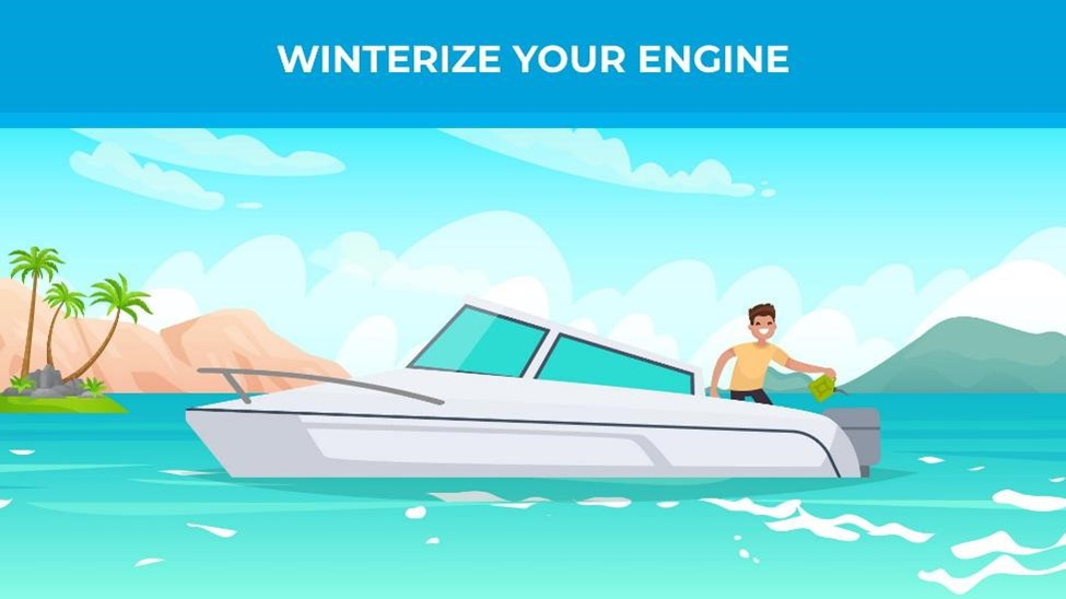 Winterize your engine