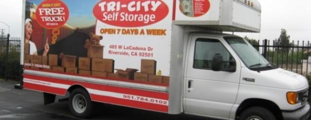 Storage Units In Riverside CA At 485 W. LaCadena