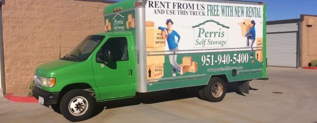 Storage Units In Perris Ca At 3010 N Perris Blvd