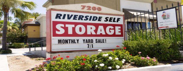 Riverside Self Storage Riverside Ca Total Storage